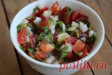 Рецепт Качумбари - Кухня Кении | Kitchen727