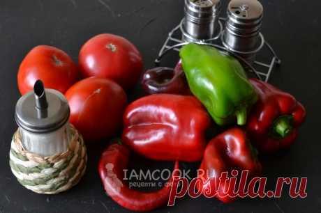 Лечо без уксуса и масла — рецепт с фото пошагово