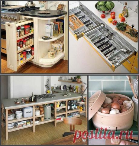 Интересные варианты хранения посуды: 65 фото-идей   Тысяча одна идея