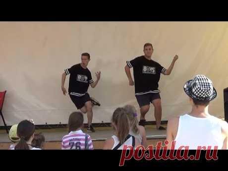 Street Dance. Boys Dance School SOL. Summer Party 31.07.2016 - YouTube