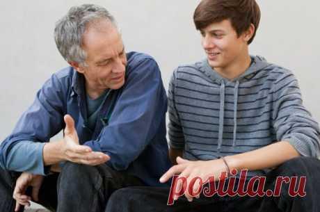 Пожалуй, лучшее пожелание для сына Сынок, совет мой простой, тебе: умей думать.