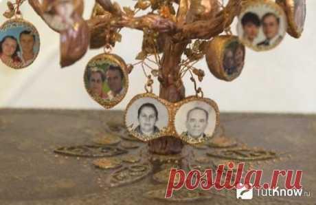 Генеалогическое дерево семьи своими руками