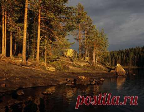 Карелия - самое прекрасное место на Земле Природа Карелии