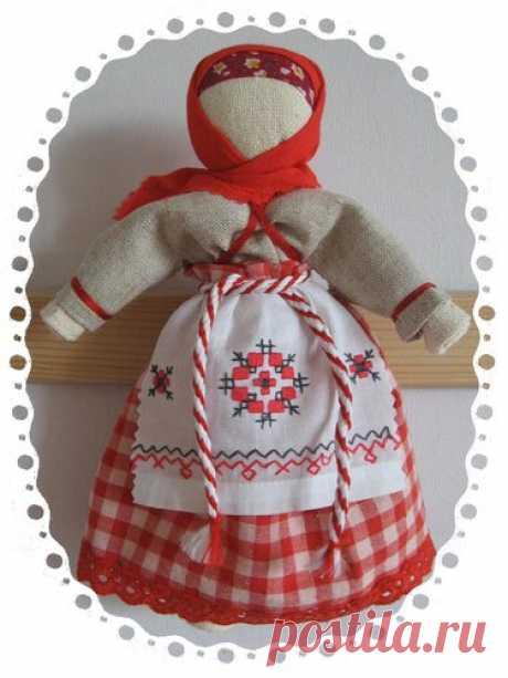 Очистительная кукла. Мастер-класс - Зоя Пинигина — ЖЖ