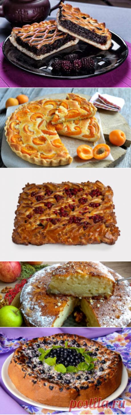 5 рецептов пирогов для тех, кому надоела «Шарлотка»