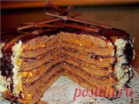 25 рецептов шоколадных тортиков: