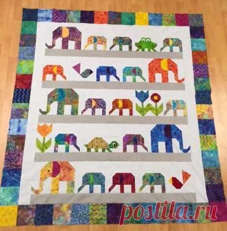 Слонов вам в ленту