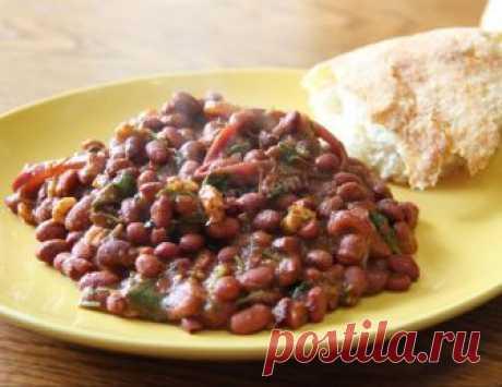 Обалденное лобио за 15 минут рецепт с фото пошагово и видео - 1000.menu
