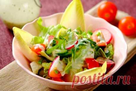 Овощной фитнес салат – пошаговый рецепт с фото.