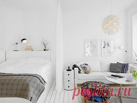 Как сделать маленькую квартиру красивой: 15 способов — Roomble.com