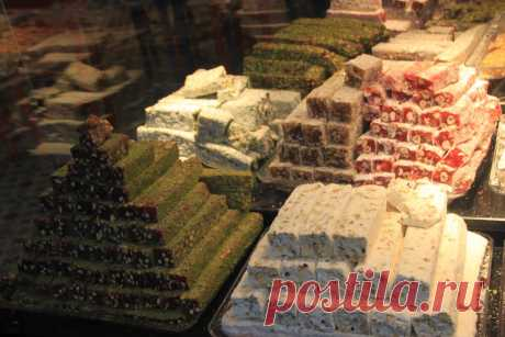 Подлинный вкус Турции: как появился рахат-лукум и из чего его делают | Соло - путешествия | Яндекс Дзен