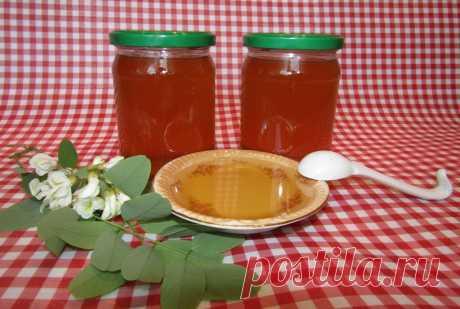 Варенье из цветков белой акации с лимоном (акациевый мёд) «Белой акации гроздья душистые» поется в песне. Действительно, цветы белой акации ароматные и нежные обладают ни с чем несравнимым ароматом. Эти цветы очень полезны в сухом виде, заваренные в чае, но из цветков акации также можно приготовить ароматное варенье (акациевый мед)...