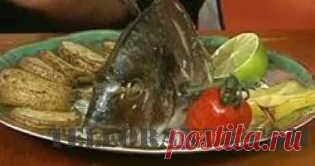 Рыба дорада с картофелем Фьюрэро Милано (рецепты: Званый ужин) - рецепты с фото
