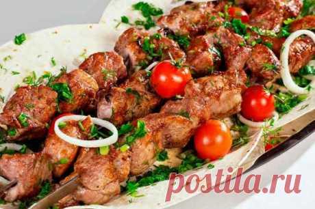 Как замариновать свиной шашлык :: Употребление и сочетание