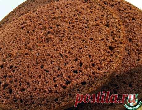 Шоколадный бисквит на кефире – кулинарный рецепт