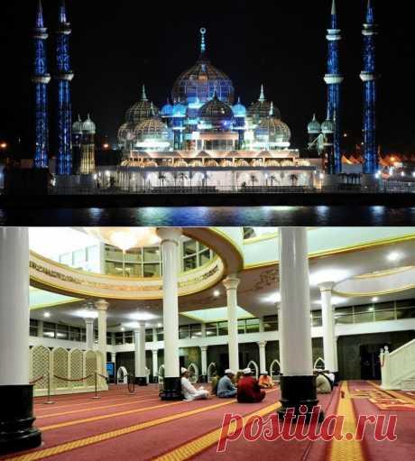 Малазийское чудо: кристальная мечеть / Туристический спутник