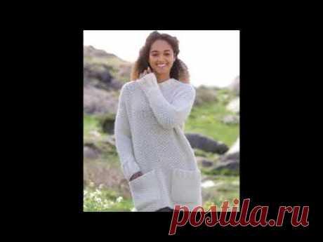 Красивые Женские Свитера Спицами / Beautiful Female Knitting Sweaters