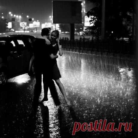 Sous la pluie | Romain Mounier-Poulat | Flickr