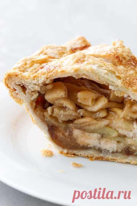 15 Вдохновляющих Рецептов Яблочного Пирога! / Вид с Большого острова