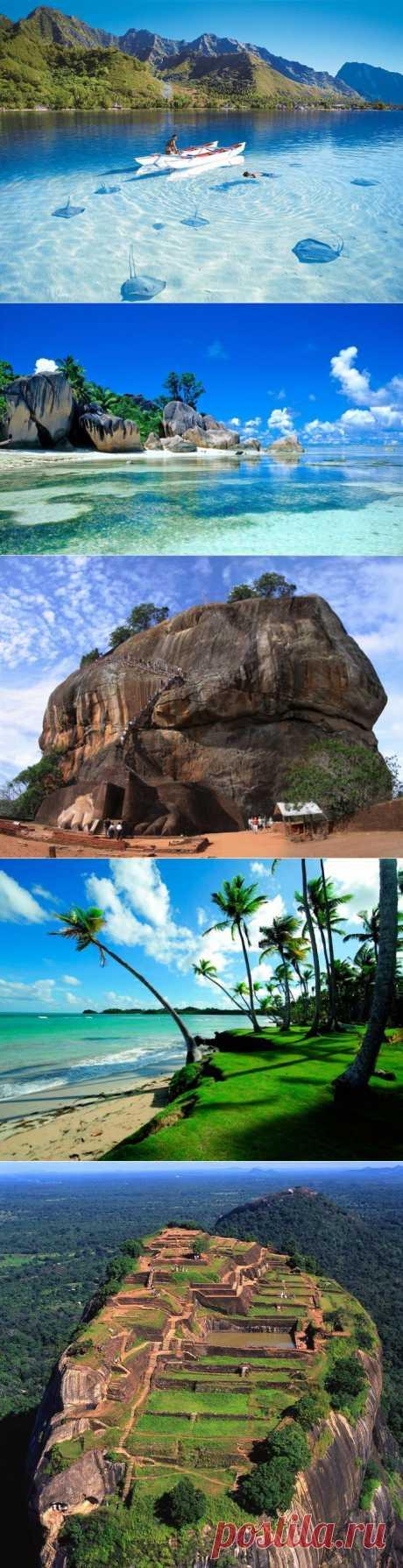 (+1) комм - Короткая заметка об острове Шри-Ланка | ТУРИЗМ И ОТДЫХ