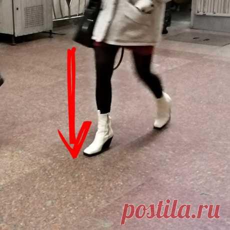 Подсмотрено в метро Москвы: частые ошибки, которые совершают девушки в зимних образах | Мама.Мода.Красота (Эстер Нефф) | Яндекс Дзен