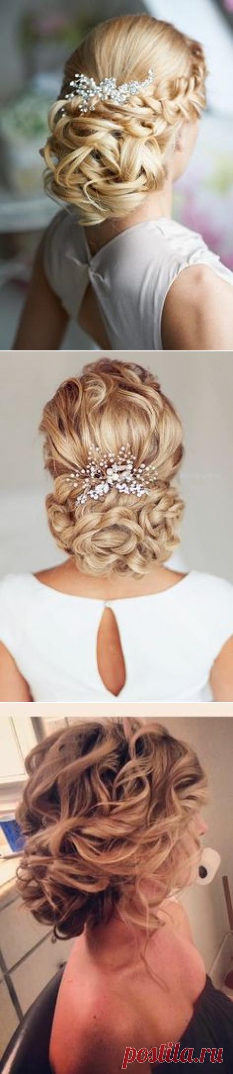 (24) свадебные прически | Свадьбы
