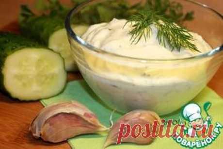 Острый крем-сыр с зеленью (из кефира) - кулинарный рецепт