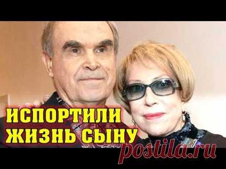 Сильно пожалели об этом! Как сложилась жизнь единственного сына актрисы Инны Чуриковой