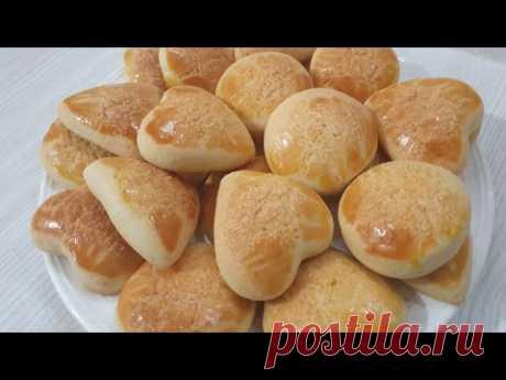 Традиционное печенье без масла‼успешный рецепт бабушки