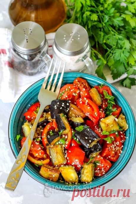 Салат «Лаззат» — рецепт с фото пошагово. Как приготовить салат «Лаззат» с хрустящими баклажанами?