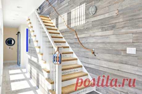 20 деревянных лестниц для загородного дома, ради которых можно построить целый дом. Это просто фантастика!