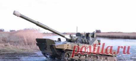 Российская армия может в скором времени получить на вооружение новых легкий танк Спрут-СДМ1. Боевая машина обладает уникальным набором свойств и характеристик. Она создавалась для подразделений десанта и отличается высокой степенью мобильности. Главным же качеством нового танка является возможность преодолевать водные преграды. Во время движения по воде танк сохраняет возможность прицельной стрельбы из башенного орудия. Фото naukatehnika.com Недавно машина прошла комплекс испытаний. Они прошли…