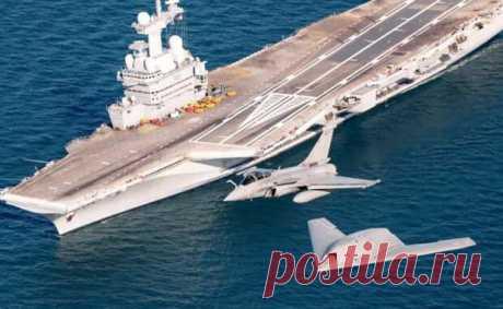 «Китайцы, французы и американцы - дураки, что строят авианосцы» - Свободная пресса - медиаплатформа МирТесен 14 июля 2020 года, в День взятия Бастилии, президент Франции Эммануэль Макрон дал старт программе Porte Avion Nouvelle Generation (PANG или по-русски — «Авианосец нового поколения»). Этот корабль придет на смену «Шарлю де Голль», спущенному на воду в 1994 году и принятому в эксплуатацию в 2001-ом.