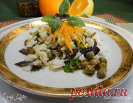 Вьетнамский салат с каперсами