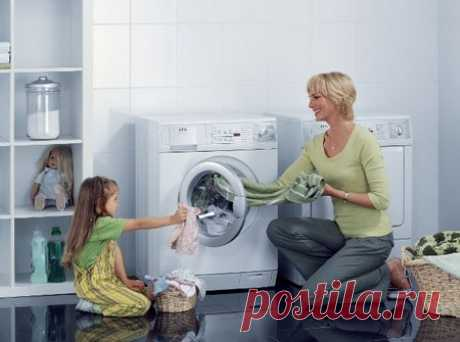 Сделайте это и Ваша стиральная машина никогда не сломается - Своими руками