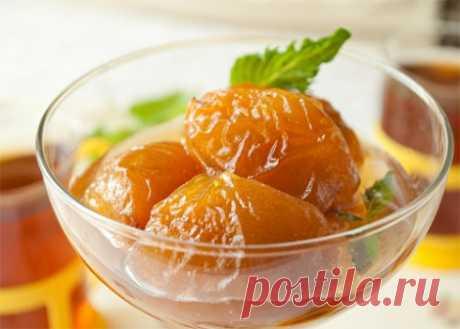 Варенье из абрикосов с орехами - рецепт с пошаговыми фото — MEGOCOOKER