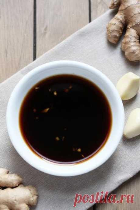 Соус терияки в домашних условиях рецепт | Гранд кулинар