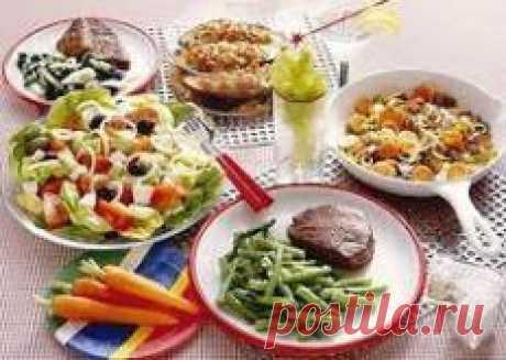 Высокоэффективная, полезная и вкусная программа похудения: президентская диета; Худеем вместе