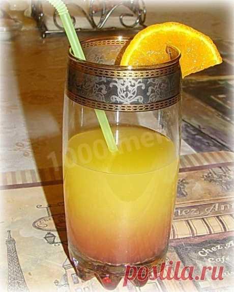 Коктейль с текилой рецепт с фото пошагово - 1000.menu