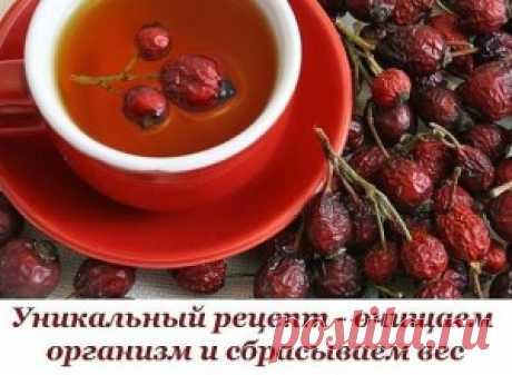 Поедашка.ру » Архив сайта » Уникальный рецепт — очищаем организм и сбрасываем лишний вес