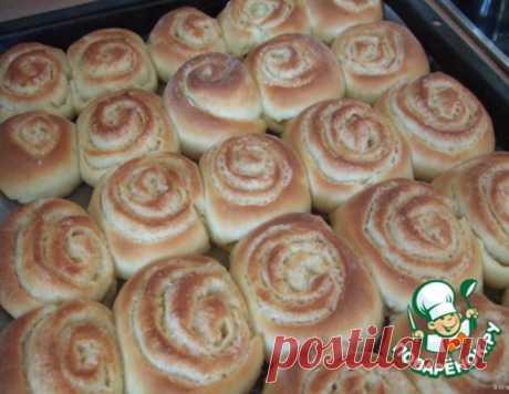 Французские булочки – кулинарный рецепт