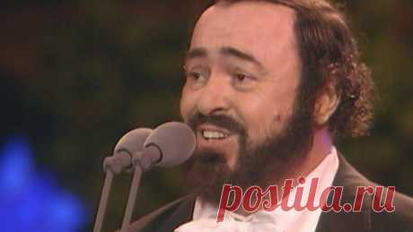 Jose Carreras, Orchestra Del Teatro Dell'Opera Di Roma, Luciano Pavarotti, Plácido... - Яндекс.Видео
