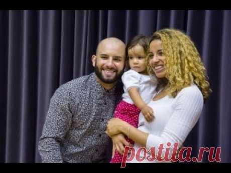 Танцуют Таня Алемана и Джордж Атака. Ataca & La Alemana. Jorge Burgos и Tanja Kensinger.Бачата.