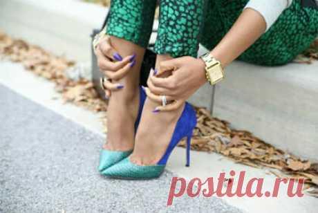 Уловка, с помощью которой можно проверить, удобны ли туфли на каблуках, даже не примеряя их | модница | Яндекс Дзен