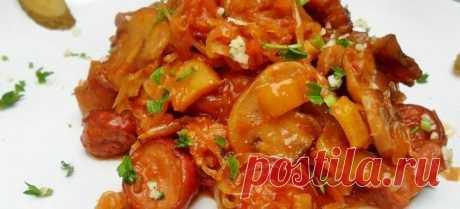Бигус - классический рецепт очень вкусного польского блюда - БУДЕТ ВКУСНО! - медиаплатформа МирТесен