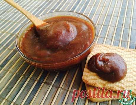 """Легендарный карамельный соус """"Кахета"""" – кулинарный рецепт"""