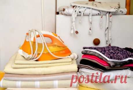 How to clean gloss from the iron on clothes: 3 recipes - Onwomen.ru