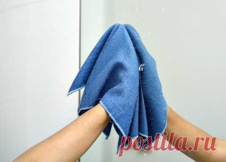 Как помыть зеркала без разводов, чтобы они были настоящими украшениями дома / Домоседы