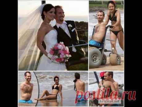 Свадьба Ника Вуйчича