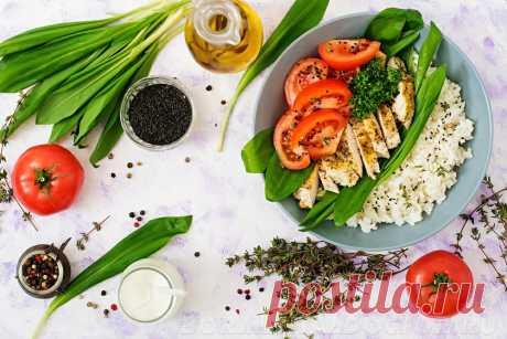 Рецепты для похудения, диетическое меню на неделю | Доктор Борменталь